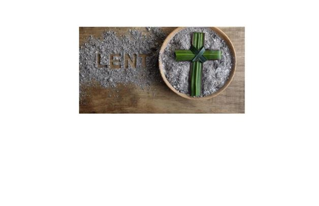 Lent – Reflection for Ash Wednesday